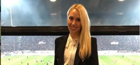ΠΑΟΚ: Αυτή η αθλήτρια έφερε γούρι στον «Δικέφαλο» | Pagenews.gr