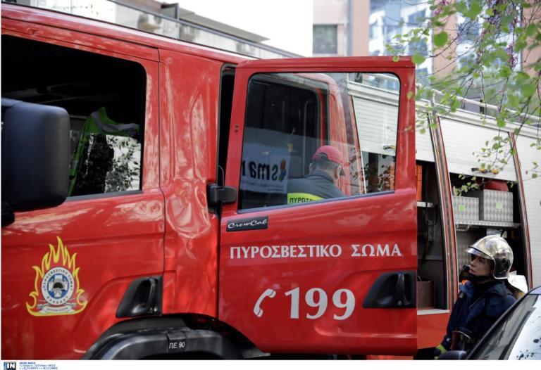 Ηλεία: Σε ύφεση η φωτιά που εκδηλώθηκε κοντά στη λίμνη Καϊάφα | Pagenews.gr