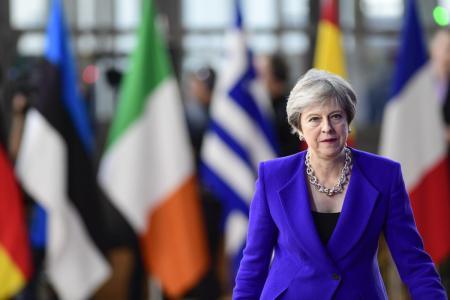 Brexit: Ενδεχόμενη νέα πρόταση δυσπιστίας εναντίον της Τερέζα Μέι | Pagenews.gr