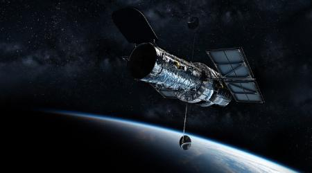 Τηλεσκόπιο Hubble: «Είδε» τη γέννηση μιας θυελλώδους μεγάλης σκοτεινής κηλίδας στον Ποσειδώνα | Pagenews.gr