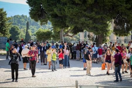 Τουρισμός Ελλάδα: Αυξημένες έως και 15% είναι οι προκρατήσεις στα οργανωμένα ταξίδια των Ρώσων στη χώρα μας | Pagenews.gr