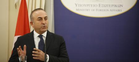 Τσαβούσογλου: «Η Τουρκία έχει δικαιώματα στο Αιγαίο»   Pagenews.gr