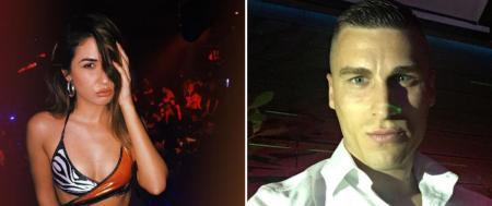 Όγκνιεν Βράνιες: Νυχτερινή έξοδο με την Έλενα Κρεμλίδου (pics) | Pagenews.gr