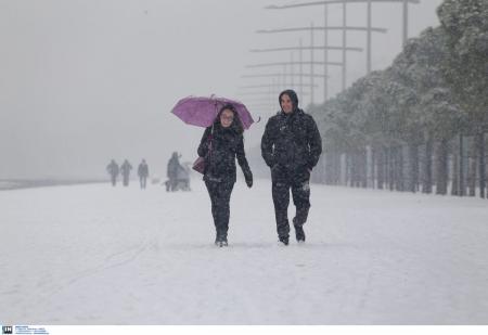 Πρόγνωση καιρού: Έρχεται νέο κύμα κακοκαιρίας με χιόνια και παγετό | Pagenews.gr