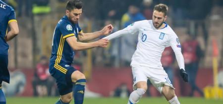 Βοσνία – Ελλάδα: 2 – 2 | Pagenews.gr