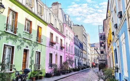 Παρίσι, οδός Κρεμιέ: Παράδεισος για τους instagrammers, κόλαση για τους κατοίκους | Pagenews.gr