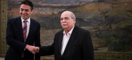 Συνάντηση Βούτση – Ντιμιτρόφ: Λύσαμε μια μεγάλη διεθνή εκκρεμότητα | Pagenews.gr
