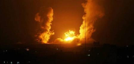 Ισραήλ: Έπληξε περίπου 100 θέσεις της Χαμάς | Pagenews.gr