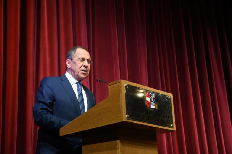 Λαβρόφ: Kατηγορεί την Ουάσιγκτον για απόπειρα πραξικοπήματος στη Βενεζουέλα | Pagenews.gr