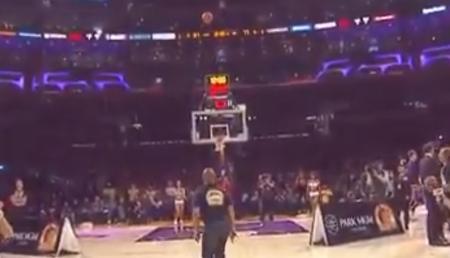 NBA: Το έβαλε από το κέντρο και πήρε 45.000 δολάρια (vid) | Pagenews.gr