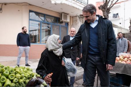 Μητσοτάκης για Θράκη: «Θα είναι η πρώτη ωφελημένη από τις πολιτικές ανάπτυξης της ΝΔ» | Pagenews.gr