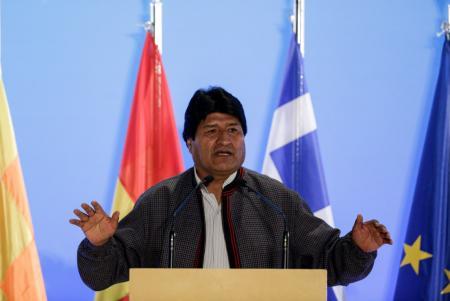 Έβο Μοράλες: Η παρέμβαση και οι πληροφορίες που μας έδωσε ο πρωθυπουργός ήταν σαν να μίλησε για την Βολιβία   Pagenews.gr