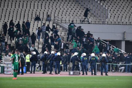 Ολυμπιακός: Σήμερα η έφεση για το ντέρμπι   Pagenews.gr