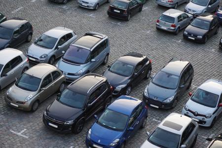 Χανιά Παρκάρισμα: Απίστευτο περιστατικό σε σούπερ μάρκετ (pic) | Pagenews.gr