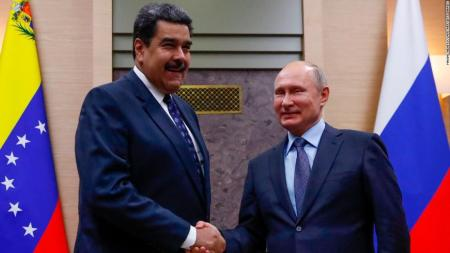 Βενεζουέλα: Προσγειώθηκαν ρωσικά αεροσκάφη με στρατιώτες – Ραγδαίες εξελίξεις στο Καράκας | Pagenews.gr