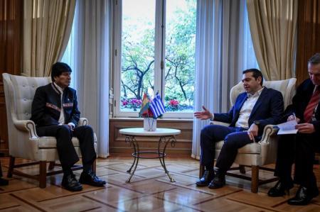 Αλέξης Τσίπρας: Προϋπόθεση για την ανάπτυξη η ενίσχυση της εργασίας   Pagenews.gr