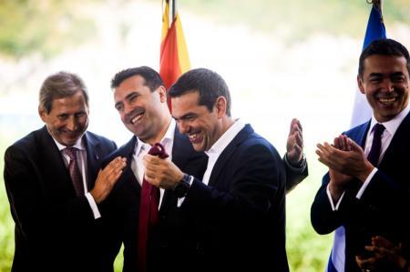 Ζάεφ: Η Ελλάδα ας μας πει αν μιλούν «μακεδονικά» στο έδαφός της   Pagenews.gr