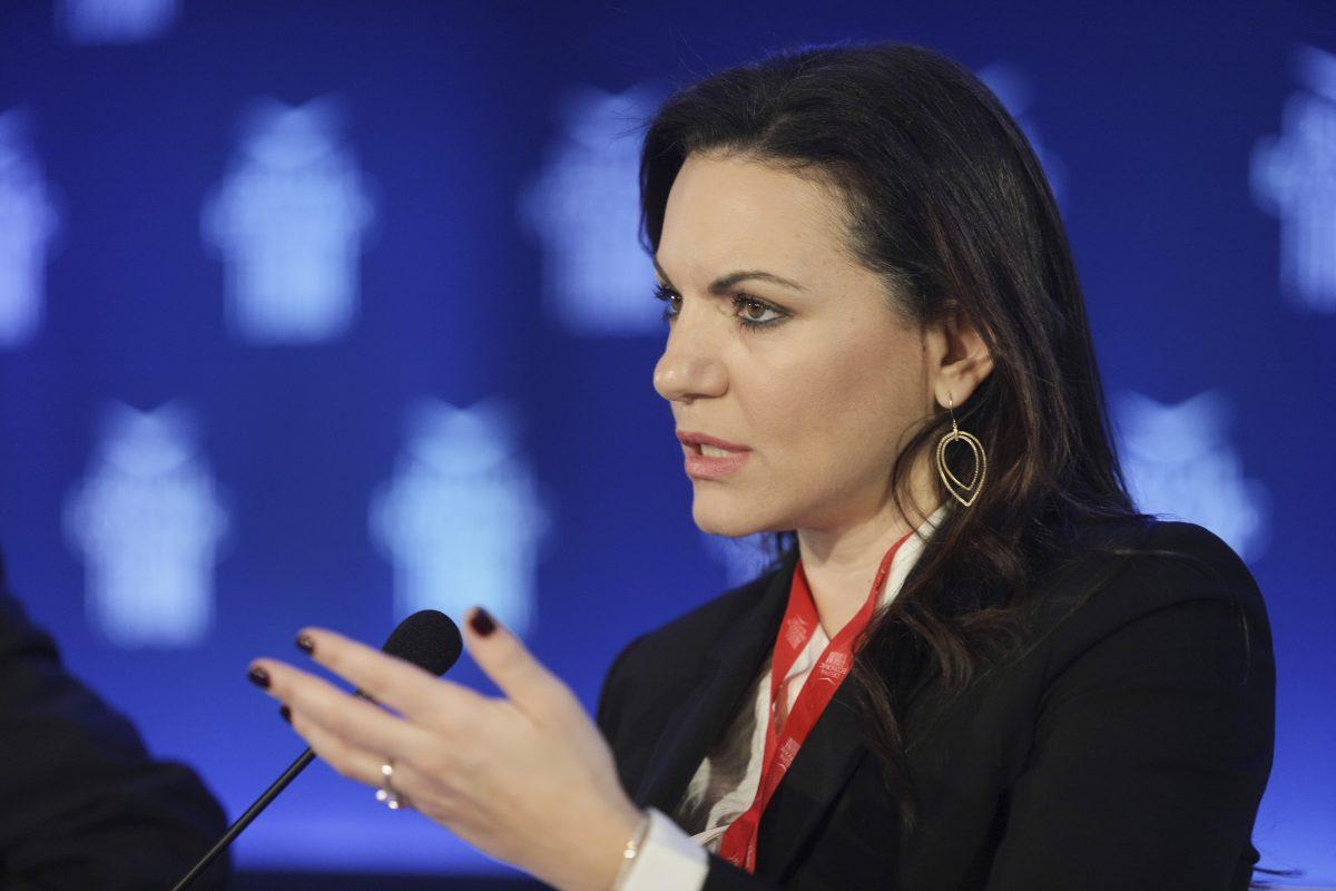 Όλγα Κεφαλογιάννη: Έκανε δήλωση για τον αποκλεισμό της από το Υπουργικό Συμβούλιο