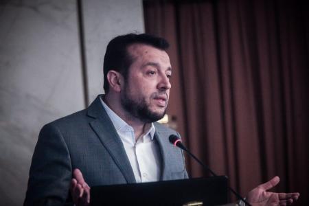 Νίκος Παππάς: Ο λαός δεν θα βάλει σε κίνδυνο τη 13η σύνταξη, το πενθήμερο, το 8ωρο, τη μείωση του ΦΠΑ   Pagenews.gr