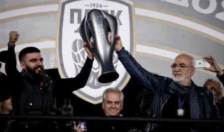 Σαββίδης: «Τα πάντα για να παραμείνει το πρωτάθλημα στην Τούμπα και του χρόνου» | Pagenews.gr