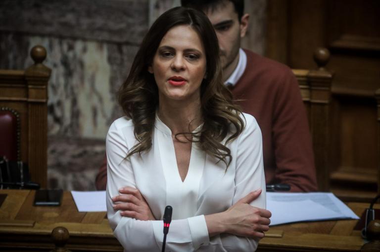 Έφη Αχτσιόγλου: «Η Ελλάδα είναι έτοιμη να ζητήσει κυρώσεις για την Τουρκία»   Pagenews.gr