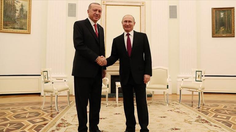 Πούτιν: Με τους Τούρκους συνεργαζόμαστε πιο εύκολα παρά με τους Ευρωπαίους | Pagenews.gr