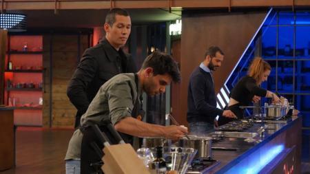 MasterChef: Όσα έγιναν στο χθεσινό επεισόδιο – Η συγκινητική αποχώρηση του Χρήστου (vids) | Pagenews.gr