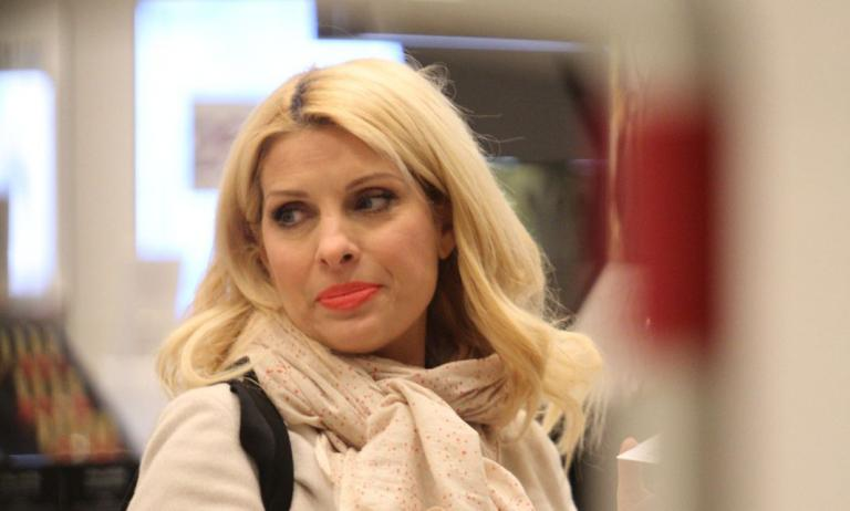 51a1557e97c Ελένη Μενεγάκη: Δείτε την χωρίς ίχνος μακιγιάζ (pic) | Pagenews.gr