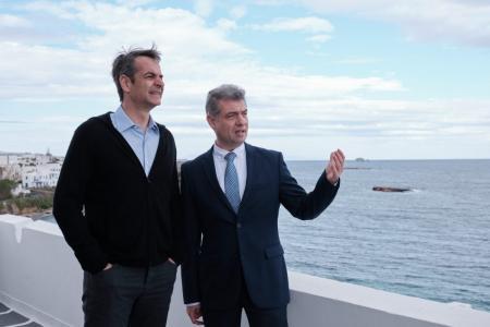 Κυριάκος Μητσοτάκης: Δέσμευση της ΝΔ η μείωση φορολογίας και ΕΝΦΙΑ | Pagenews.gr