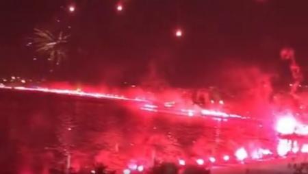 ΠΑΟΚ: «Φλέγεται» όλη η Θεσσαλονίκη – Ξεκίνησαν το… πάρτυ οι οπαδοί (vids) | Pagenews.gr
