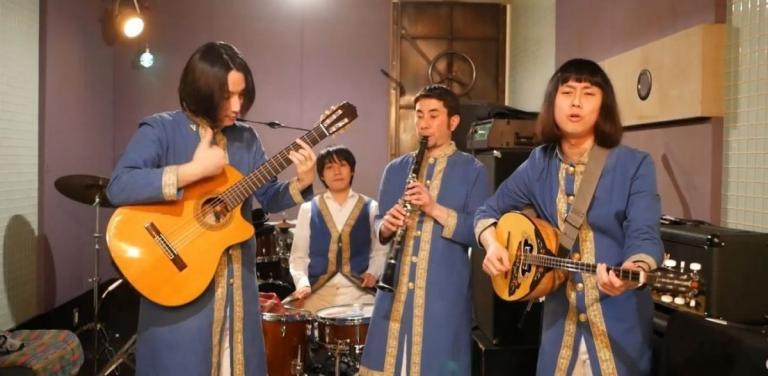 Επέστρεψαν: Το γιαπωνέζικο συγκρότημα τραγουδά «Μπήκαν τα γίδια στο μαντρί» | Pagenews.gr