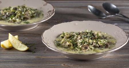 Μαγειρίτσα: Πόσες θερμίδες έχει το παραδοσιακό πιάτο της Ανάστασης   Pagenews.gr