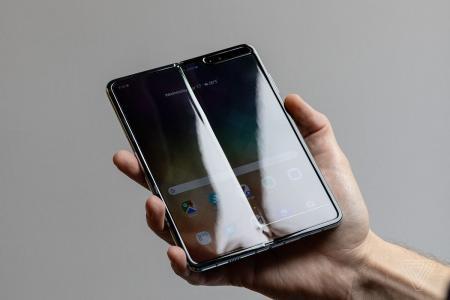 Galaxy Fold: H Samsung καθυστερεί ξανά την κυκλοφορία του (vid) | Pagenews.gr