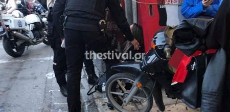 Θεσσαλονίκη: Άνδρας πέταξε τη γυναίκα του από το αυτοκίνητο   Pagenews.gr
