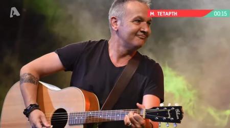 Χρήστος Θηβαίος: Μιλάει για το πρόβλημα του με το αλκοόλ | Pagenews.gr