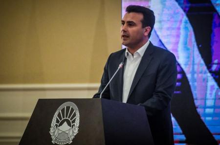 Ζόραν Ζάεφ: Τα θετικά αποτελέσματα της Συμφωνίας των Πρεσπών   Pagenews.gr