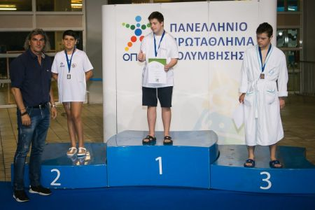 «Βροχή» τα ρεκόρ στο πανελλήνιο πρωτάθλημα κολύμβησης ΟΠΑΠ | Pagenews.gr
