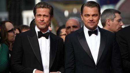 Brad Pitt: Έκλεψε τις εντυπώσεις μαζί με τον Leonardo Di Caprio στις Κάννες | Pagenews.gr