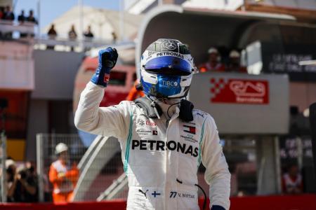 Formula 1: «Πετάει» η Mercedes – Ο Μπότας την pole position στην Ισπανία   Pagenews.gr