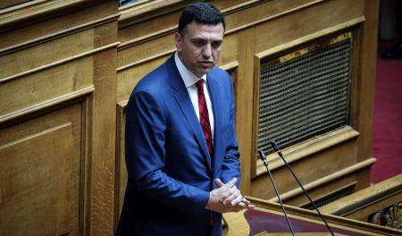 Κικίλιας: «Η κυβέρνηση είναι συνένοχη με τους Ρουβίκωνες» | Pagenews.gr