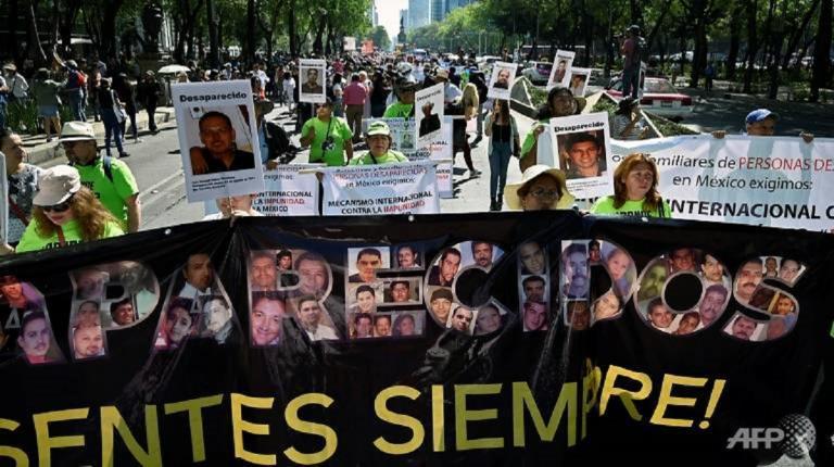 Γιορτή της μητέρας 2019: Στο Μεξικό οι μητέρες ζητούν δικαιοσύνη για τα αγνοούμενα παιδιά τους   Pagenews.gr