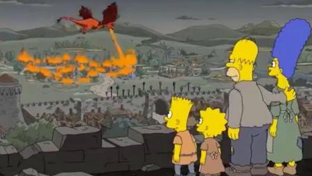 Game of Thrones: Οι Simpsons προέβλεψαν τι θα συμβεί πριν από δύο χρόνια (vid)   Pagenews.gr