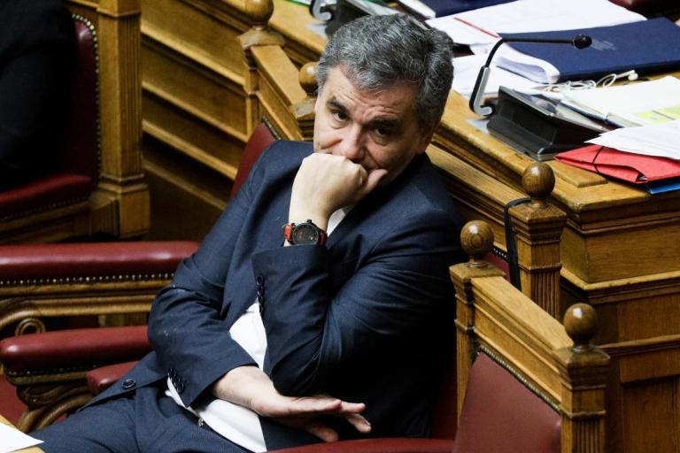 Τσακαλώτος: Η ελληνική οικονομία επανεκκινήθηκε | Pagenews.gr
