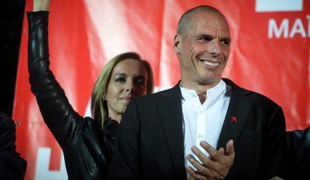 Εκλογές 2019: «Ψήφος στο ΜέΡΑ25 σημαίνει «όχι» στις τρόικες», δήλωσε ο Γιάνης Βαρουφάκης   Pagenews.gr