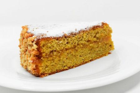 Κέικ καρότου: Ανάλαφρο και αρωματικό (vid)   Pagenews.gr