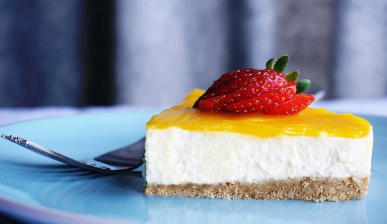 Cheesecake με φράουλες: Λαχταριστό και ελαφρύ | Pagenews.gr