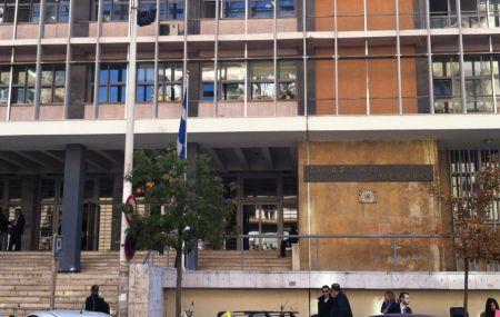 Παρέμβαση αναρχικών στα Δικαστήρια Θεσσαλονίκης για τον Κουφοντίνα (vid)   Pagenews.gr
