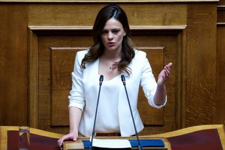 Αχτσιόγλου: Στηρίζουμε έμπρακτα εκείνους που σήκωσαν στις πλάτες τους τις πολιτικές της λιτότητας | Pagenews.gr