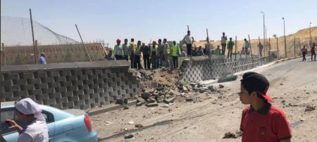 Αίγυπτος: Έκρηξη σε τουριστικό λεωφορείο – Κοντά στις Πυραμίδες (pics) | Pagenews.gr