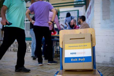 Εκλογές 2019: Το exit poll για το αποτέλεσμα των ευρωεκλογών | Pagenews.gr